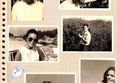 דף מאלבום איתנה קיץ 70